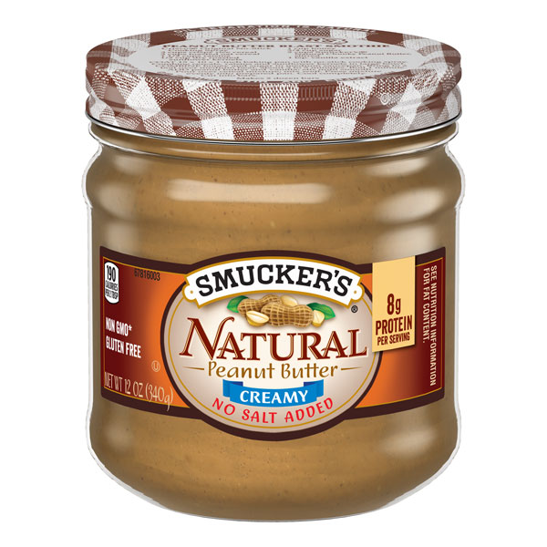 スマッカーズ ピーナッツバタークリーミー 340g