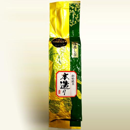 限定茶葉使用 牧之原深蒸し茶