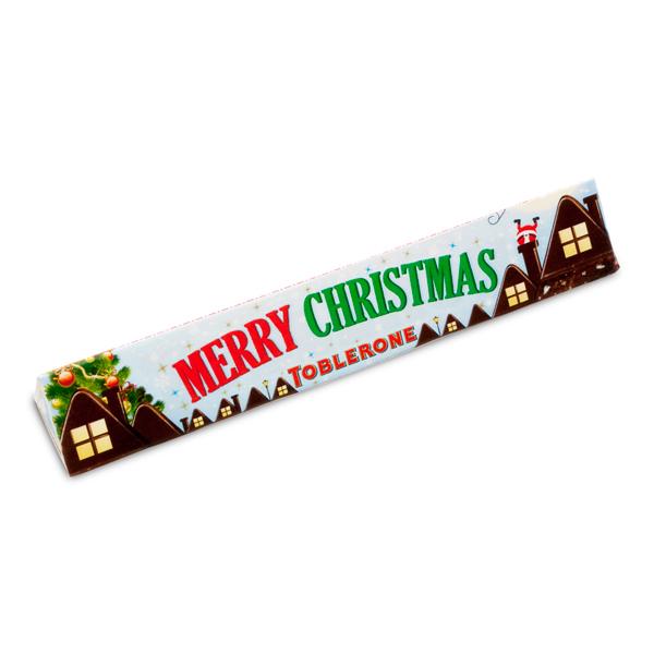 クリスマススリーブ トブラローネ ホワイト 100g