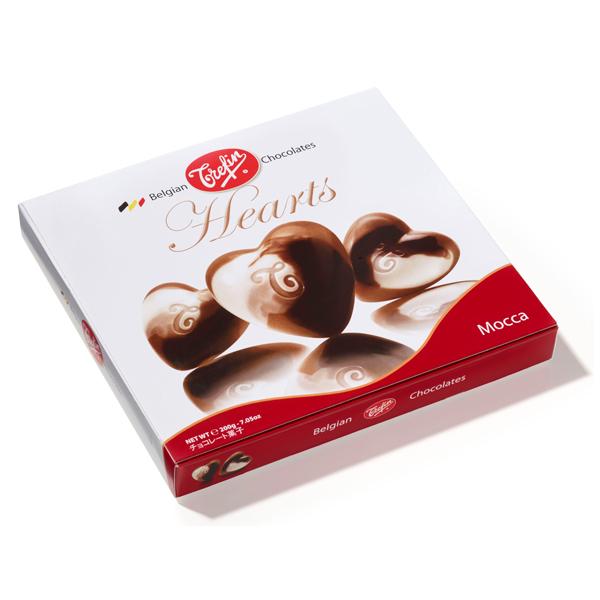 トレファン ハートチョコレート 200g